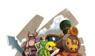 «Zelda: Spirit Tracks» (Foto)