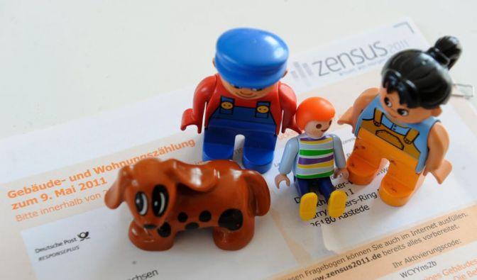 Zensus 2011 (Foto)