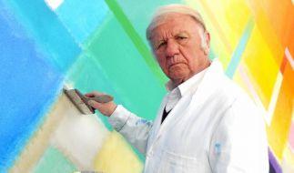 Zero boomt: Ausstellungen ehren Heinz Mack (Foto)