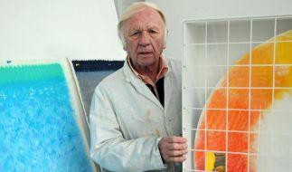 Zero-Künstler Heinz Mack wird 80 (Foto)
