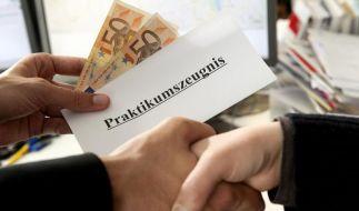 Zeugnis und Urlaub: Auch Praktikanten haben Rechte (Foto)
