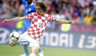 Ziel EM-Viertelfinale: Kroaten legen mit Sprüchen vor (Foto)