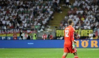 Zieler: «Fußball kann manchmal grausam sein» (Foto)
