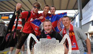 Zigtausende Fans feiern in München vor (Foto)