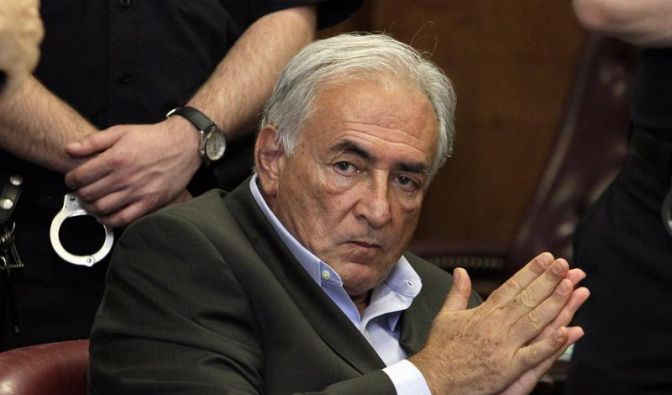 Zivilverfahren gegen Strauss-Kahn in New York zugelassen (Foto)