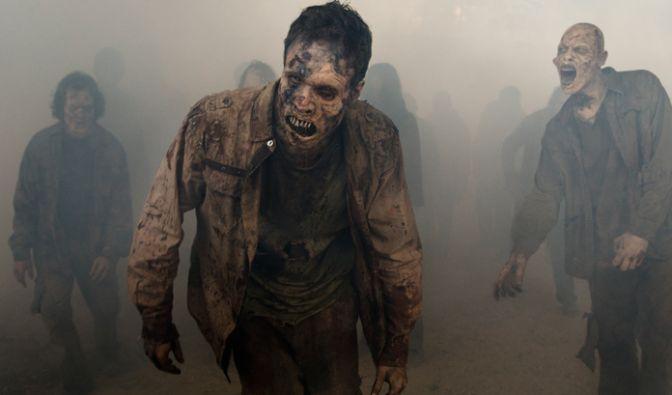 Zombies sind in Staffel 7 die geringste Gefahr für die Gruppe um Rick Grimes. (Foto)