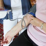 Zu hoher Blutdruck ist Volkskrankheit in Deutschland geworden. (Foto)