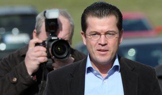 zu Guttenberg (Foto)