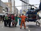 Zugunglück in Buenos Aires (Foto)