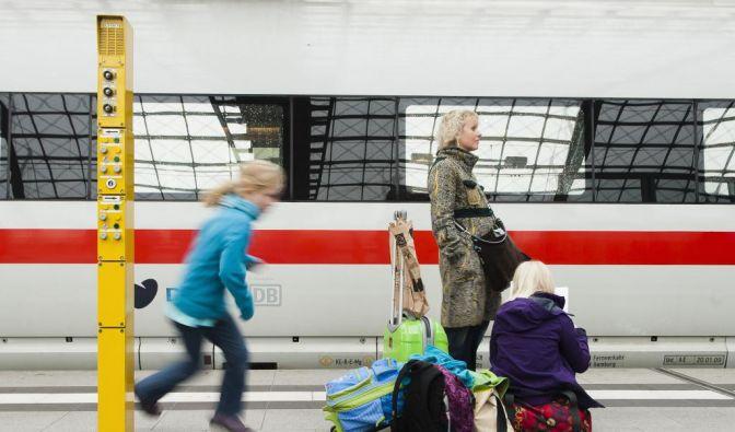 Zugverkehr wird teurer (Foto)