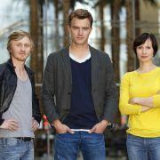 Zukünftig werden Alina Levshin, Friedrich Mücke und Benjamin Kramme in der Landeshauptstadt Thüringens ermitteln.