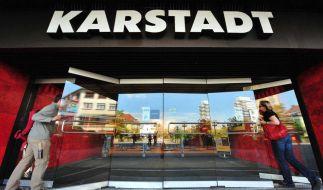 Zukunft ungewiss: Das Karstadt-Warenhaus, hier in Kaiserslautern. (Foto)