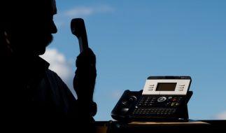 Zuletzt stieg die Zahl von Telefonbetrugs-Fällen wieder an. (Foto)