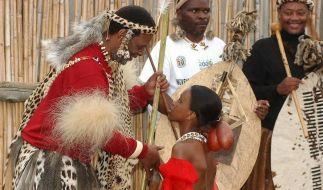 Zulus Leopardenfelle (Foto)