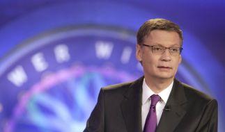 Zum Jubiläum sucht sich Günther Jauch die Kandidaten kurzerhand selbst aus. (Foto)