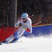 Zum ersten Mal fährt die Ski-Elite während ihrer Weltcup-Tour in Südkorea. (Foto)