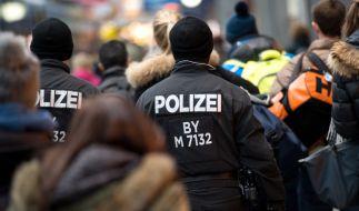 Zum Schutz der Münchner Sicherheitskonferenz werden 3700 Beamte im Einsatz sein. (Foto)
