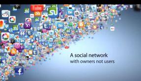 Zurker gehört allen Nutzern. Damit wirbt das soziale Netzwerk. (Foto)