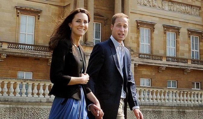 Zurück aus den Flitterwochen: Prinz William und Herzogin Catherine. (Foto)