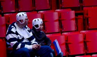 Zuschauer bleiben bei der WM in Schweden aus (Foto)