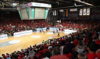 Zuschauerrekord im deutschen Basketball (Foto)