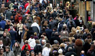 Zuwanderer steigern Einwohnerzahl (Foto)