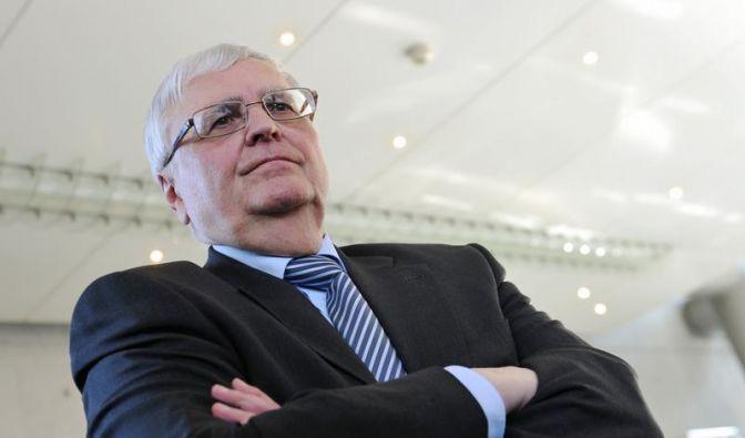 Zwanziger erhält Bundesverdienstkreuz (Foto)