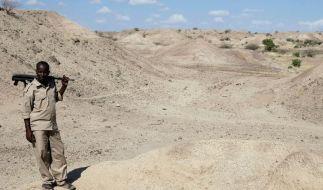 Zwei Deutsche noch in äthiopischer Wüste vermisst (Foto)