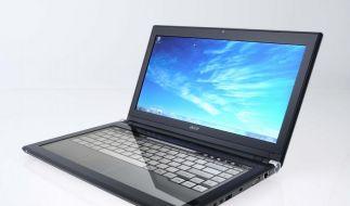 Zwei-Display-Notebook von Acer (Foto)