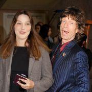 Zwei Diven unter sich: Carla Bruni und Mick Jagger hatten eine Affäre.