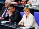 Zwei Drittel der deutschen befürworten Angela Merkel als Kanzlerin (Foto)