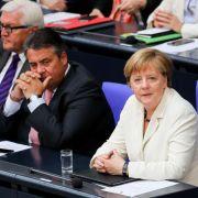 Die Deutschen wollen Kanzlerin Merkel (Foto)