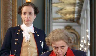 Zwei Frauen und ein König: Dokudrama «Friedrich» (Foto)