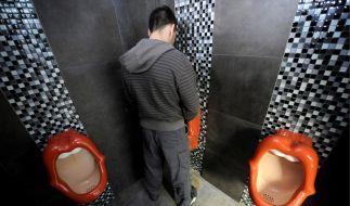 Zwei Minuten für die tägliche Toilettenpause? Dagegen haben chinesische Arbeiter nun den Aufstand gewagt. (Foto)