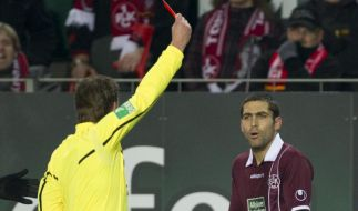Zwei Spiele Sperre für FCK-Stürmer Shechter (Foto)