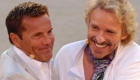 Zwei TV-Größen mit großen Egos: Dieter Bohlen und Thomas Gottschalk werden gemeinsam in der Jury bei Das Supertalent sitzen. Kann das gutgehen? (Foto)
