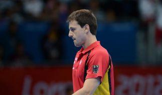 Zweite Chance für Timo Boll - Team gegen Schweden (Foto)