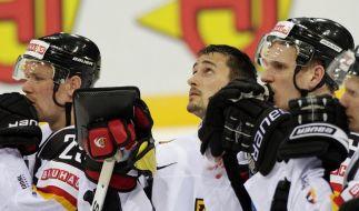 Zweite Niederlage: DEB-Team unterliegt Dänemark (Foto)