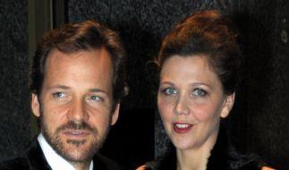 Zweite Tochter für Gyllenhaal und Sarsgaard unterwegs (Foto)