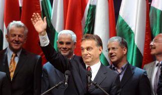 Zweite Wahlrunde in Ungarn (Foto)