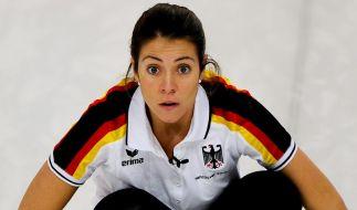 Zweite WM-Niederlage für deutsche Curling-Frauen (Foto)