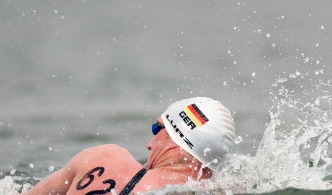 Zweiter Sieg für Freiwasser-Schwimmer Lurz in Mexiko (Foto)