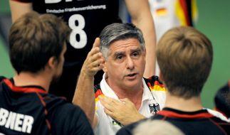 Zweiter Weltliga-Erfolg für Volleyballer (Foto)