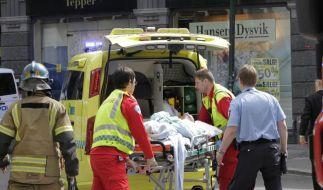 Zwischenfall bei Breivik-Prozess (Foto)