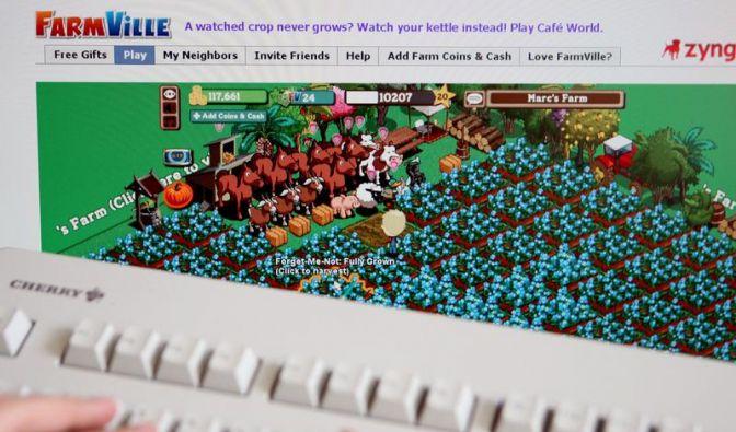 Zynga startet eigene Spielewelt (Foto)