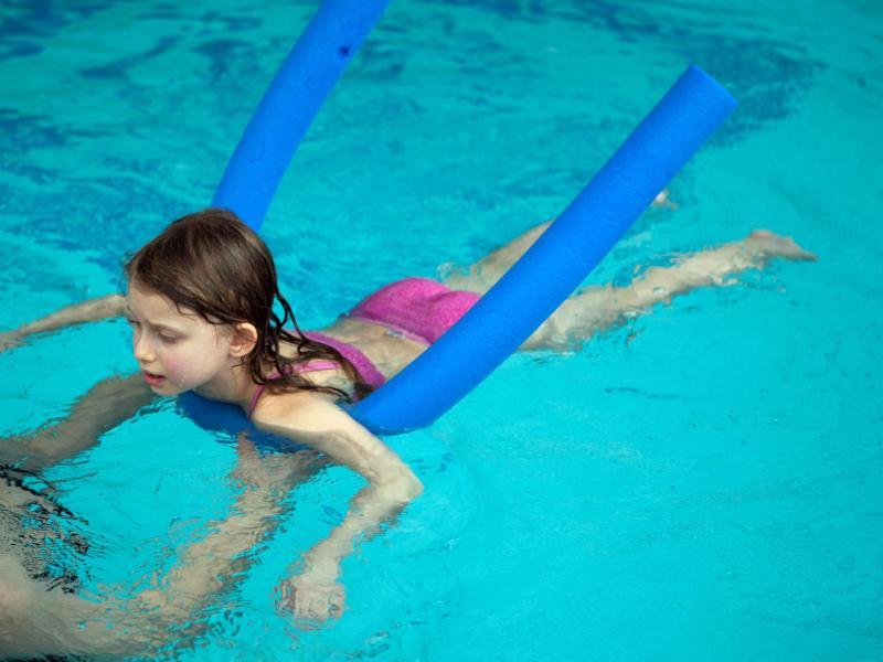 spiele schwimmen lernen