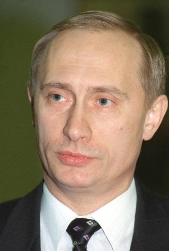 Putin Schönheits Op