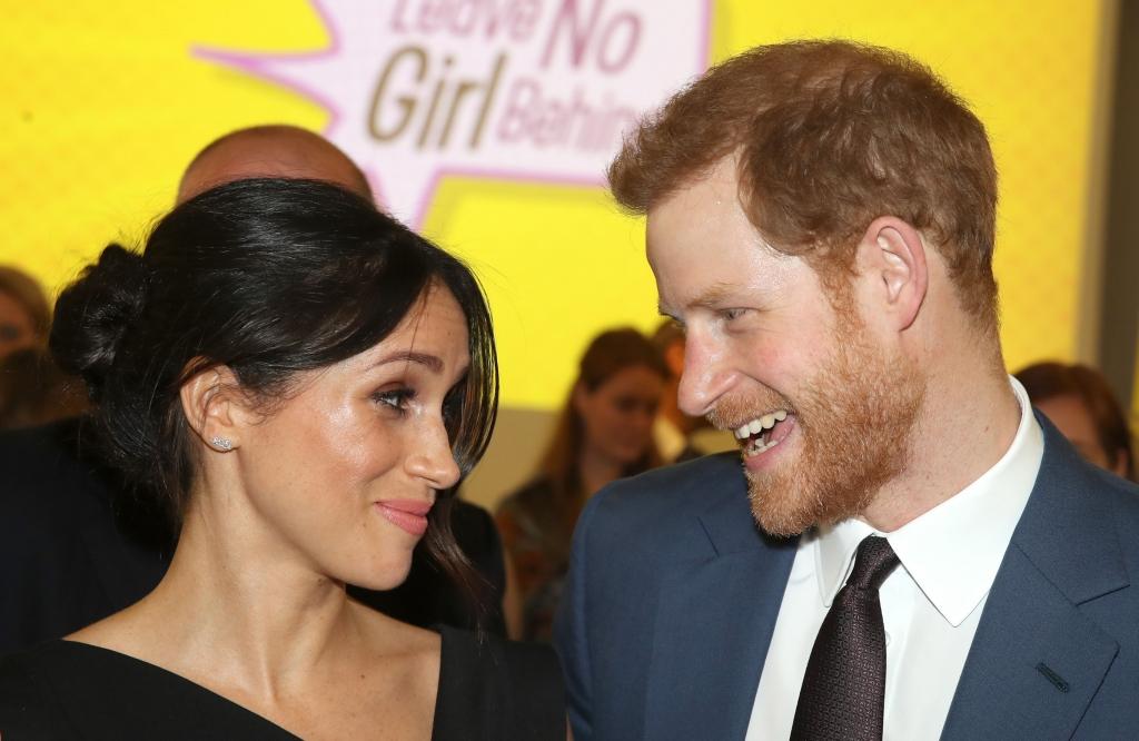 Hochzeit Prinz Harry und Meghan Markle: Live-Stream und TV: SO ...