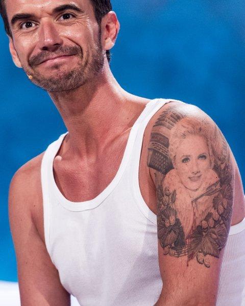 Florian Silbereisen Tattoos