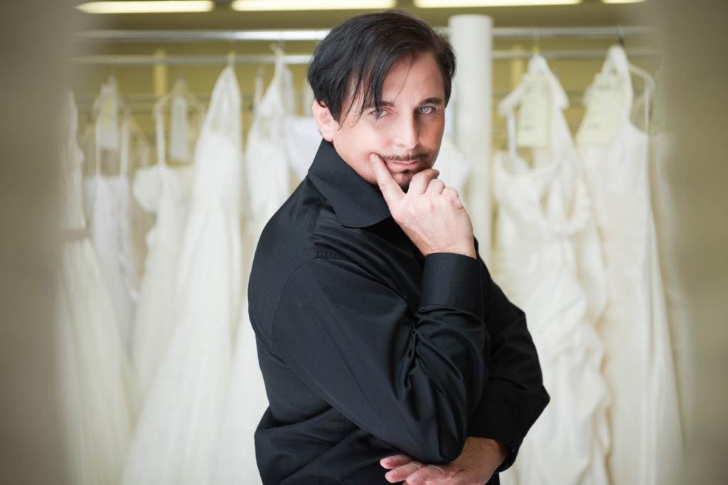 Uwe Herrmann Privat So Lebt Der Brautkleid Konig Aus Zwischen Tull